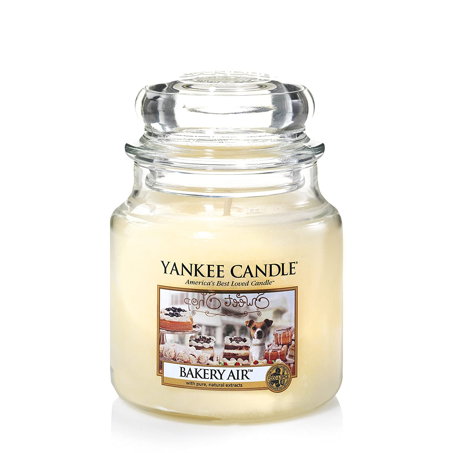 Yankee Candle Large 2-Wick Tumbler Candle, Bakery Air Yankee Candle Company 1351679
