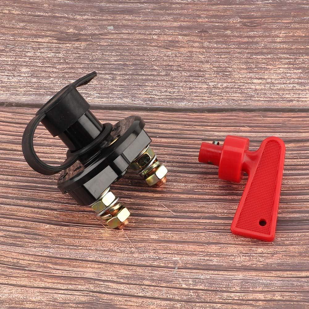 auto ad alta corrente per motocicletta Interruttore di spegnimento della batteria Interruttore Cut-ff della batteria Isolatore principale Staccabatteria