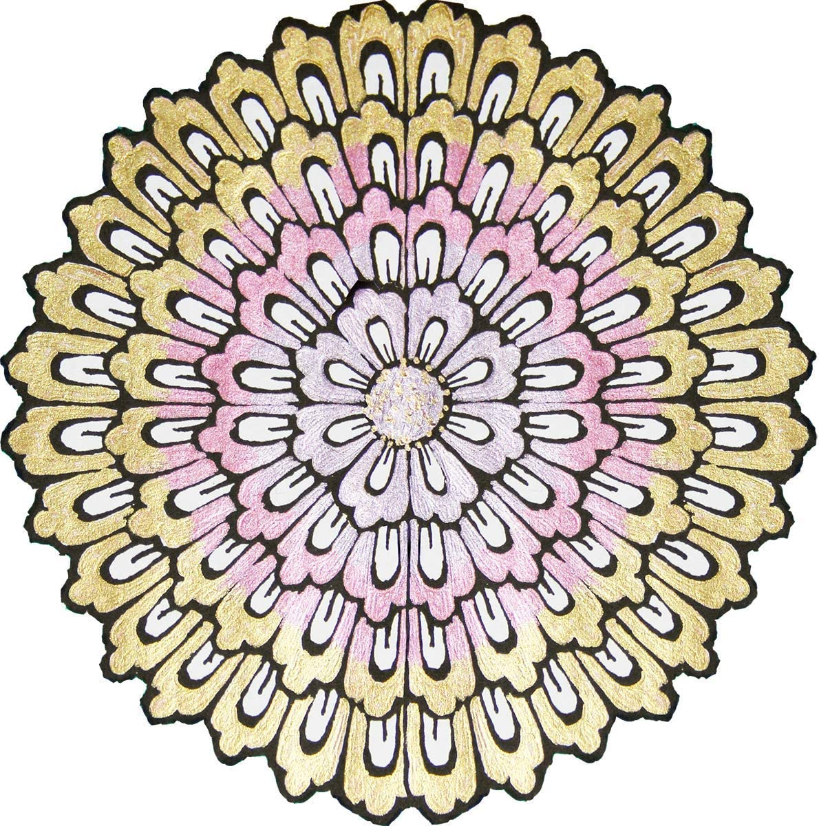 Sakura 57370 10-Piece Gelly Roll Blister Card Assorted Colors Metallic Gel Ink Pen Set,Multi Colored-10 Piece 2 Pack