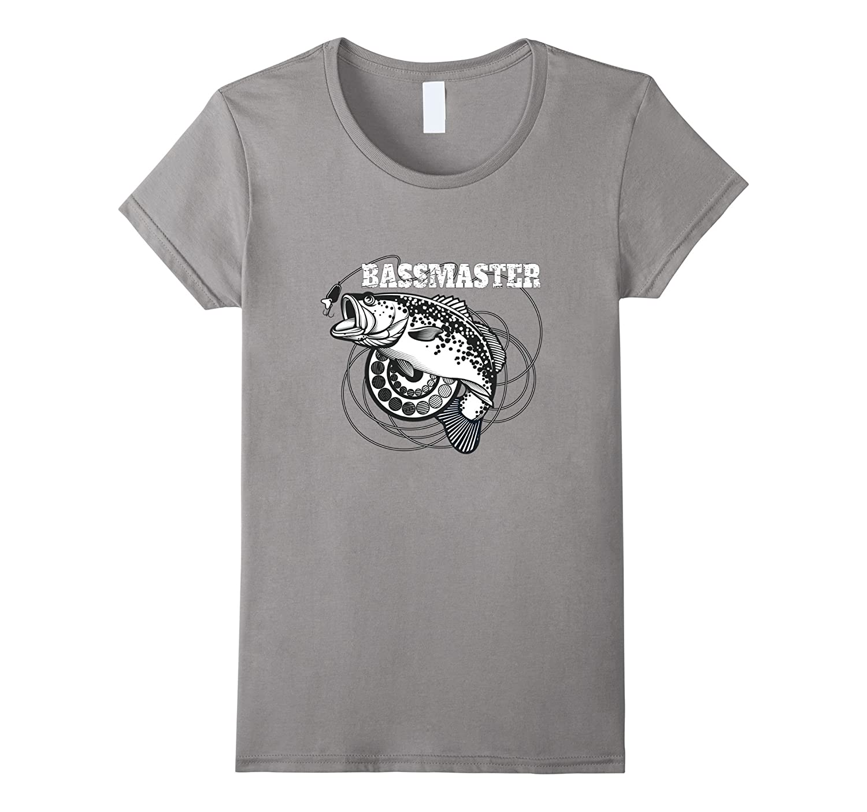 BassMaster Bass Fly Fishing Lovers T-Shirt