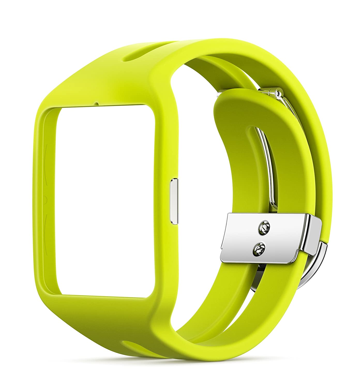 Sony Mobile Bracelet pour Sony SmartWatch 3 - Blanc: Amazon.fr: High-tech