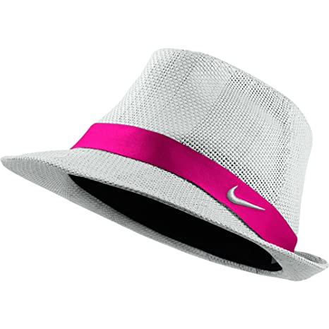 6576e422e5c Nike Women s Golf Fedora Hat - LT Base Grey Silver