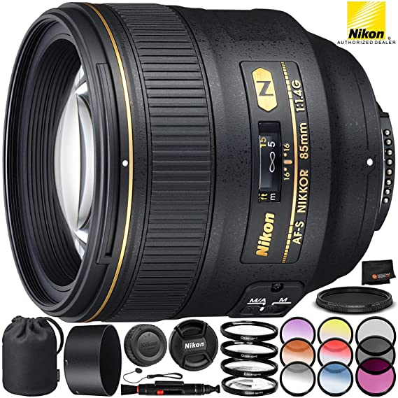 Review Nikon 85mm 1.4G Bundles