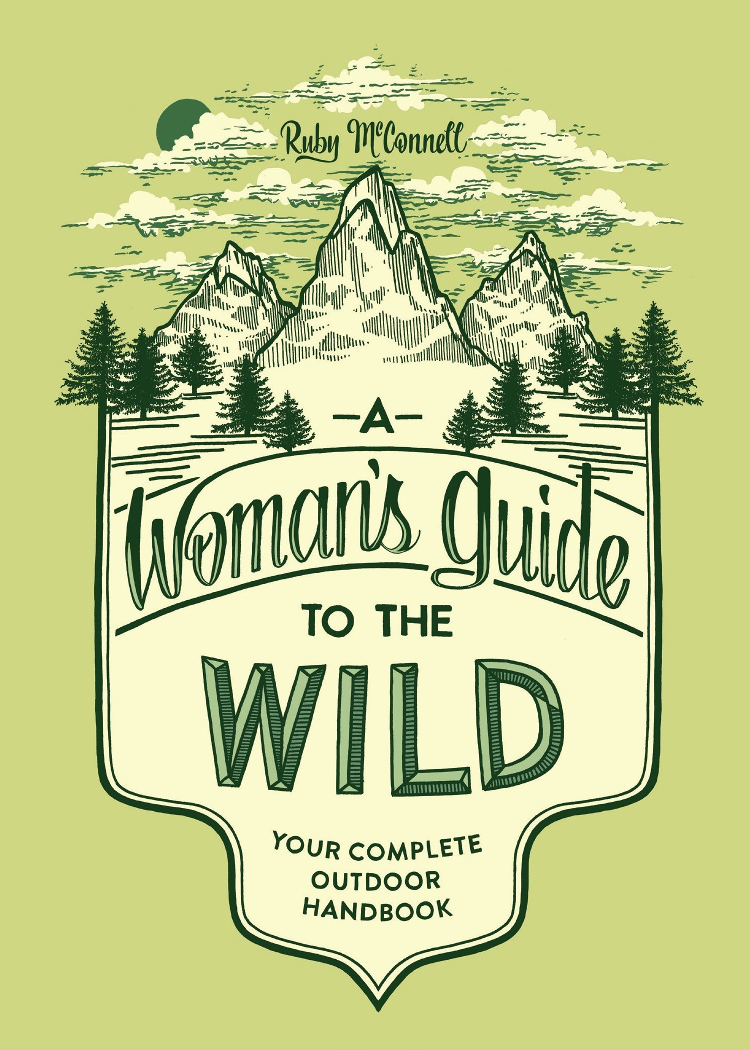 Womans Guide Wild Complete Handbook product image