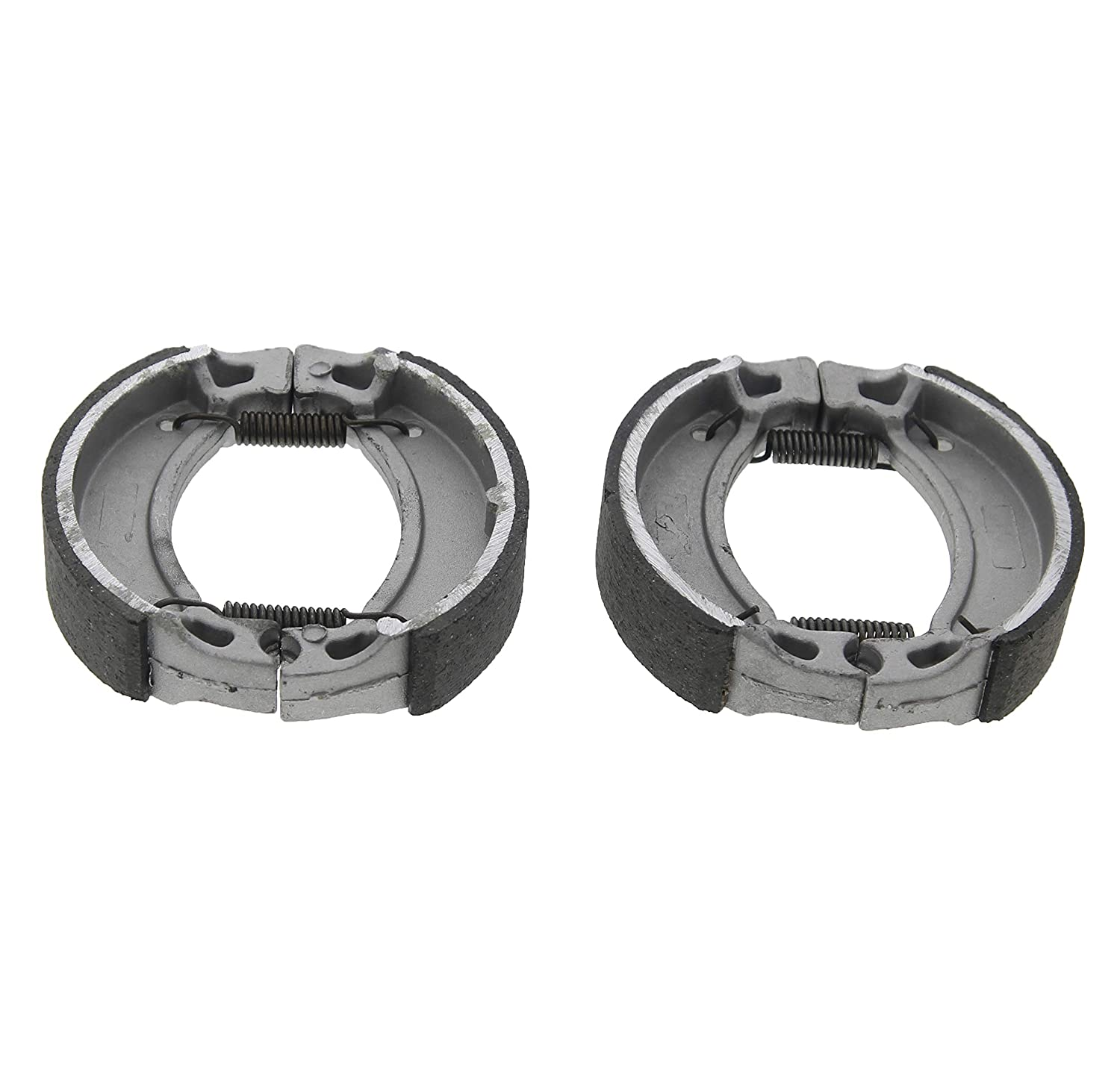 Brake Shoes fits Yamaha Raptor 50 YFM50R 2004-2007 Front Brakes by Race-Driven