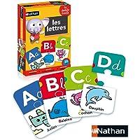Nathan 31404 - Les Lettres - Jeu Educatif et Scientifique