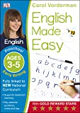 English Made Easy Early Writing Ages 3-5 Preschool Key Stage 0 (Carol Vorderman's English Made Easy)