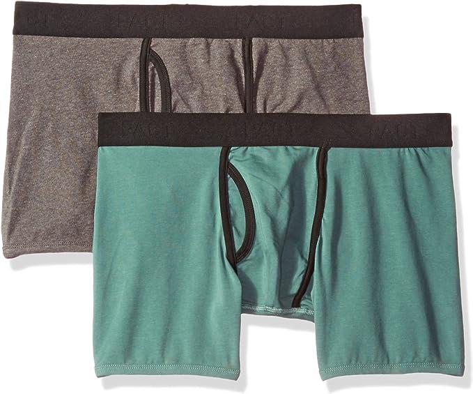 I Just Really Like Peacocks OK Men Regular Leg Boxer Brief Underwear Ride-Up Panties