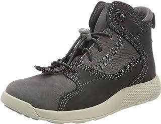 Timberland Flyroam Leather Hiker, Stivali Chukka Unisex – Bambini Stivali Chukka Unisex - Bambini