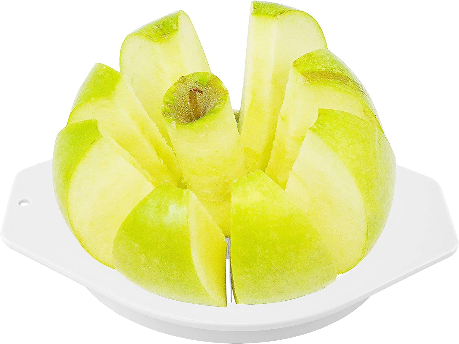 Apple Pear Fruit Slicer Corer Wedger Kitchen Utensil Gadget Tool