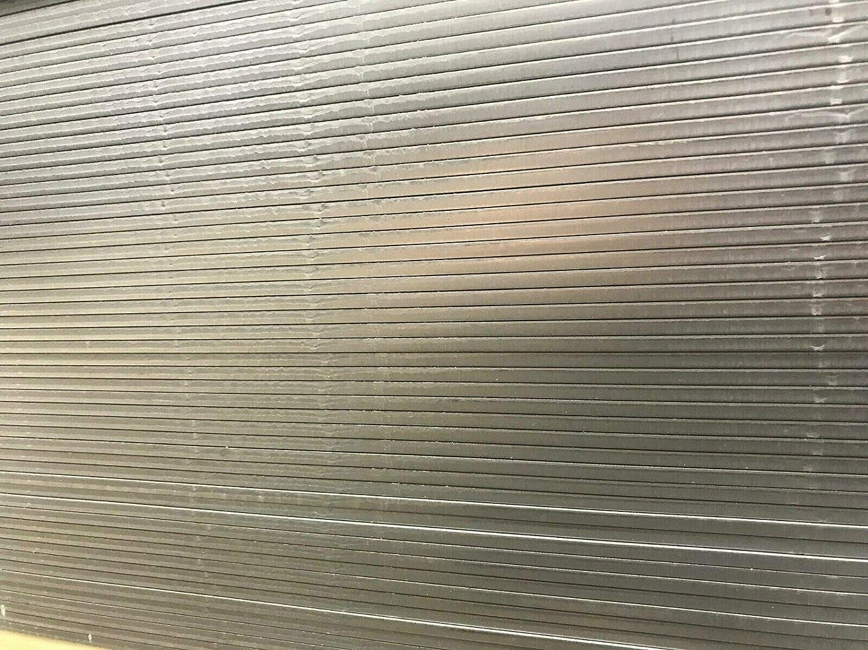 3//8 .375 Hot Rolled Steel Sheet Plate 6X 18 Flat Bar A36
