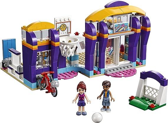 Lego Friends - Polideportivo de Heartlake (41312): Amazon.es ...
