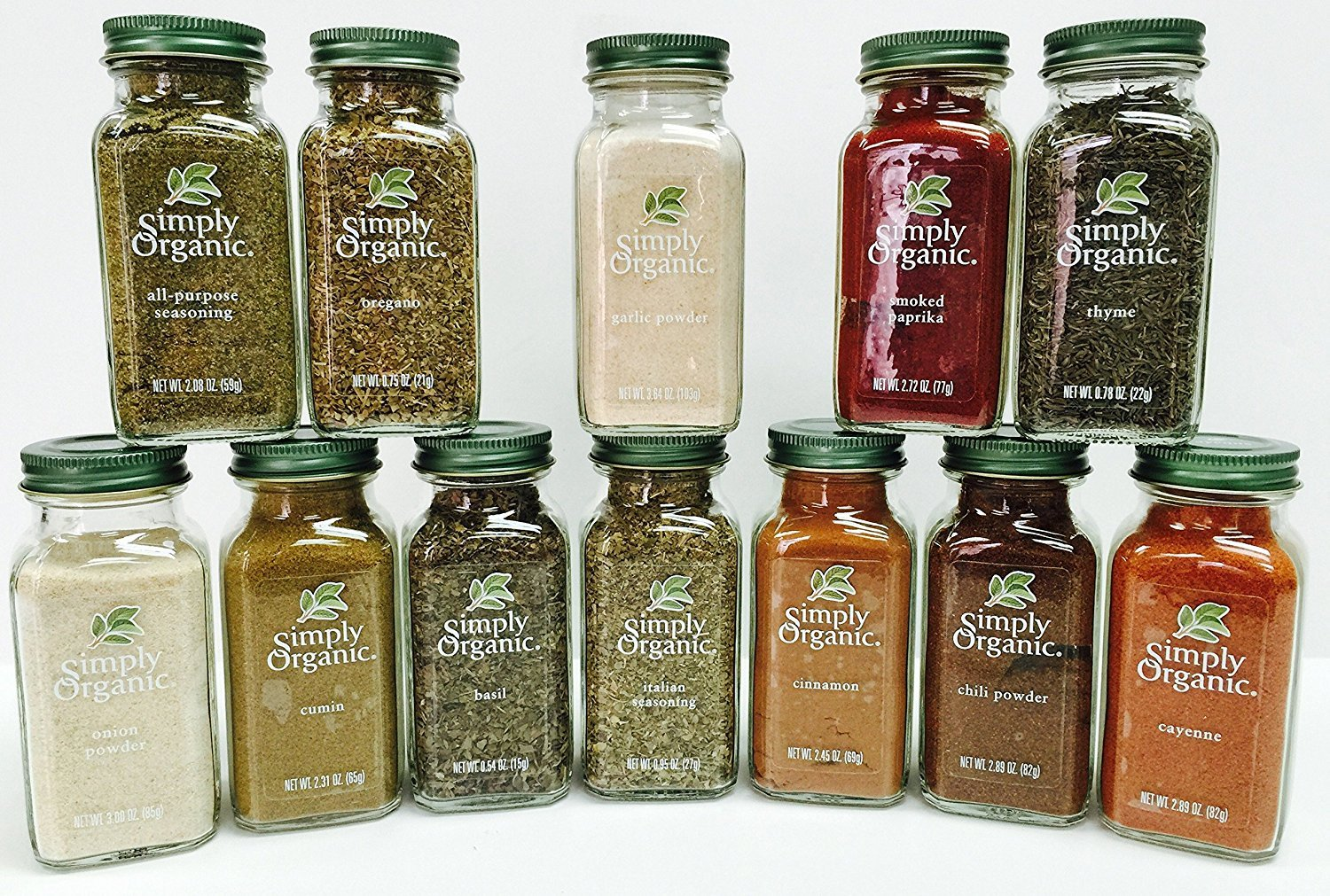 Organic Spices Gift Set