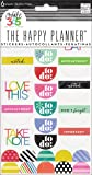 Me & My Big Ideas Paper Create 365 Stickers 6 Sheets-Good Day Brights