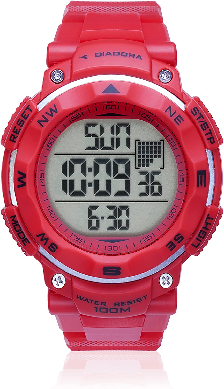 Diadora Reloj de Cuarzo Trekky 51 mm