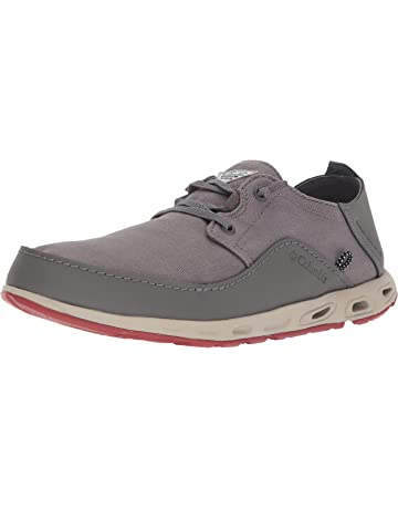 Columbia Mens Bahama Vent Relaxed PFG Boat Shoe, Waterproof & Breathable