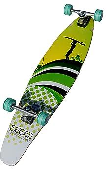 Atom Kicktail Longboard