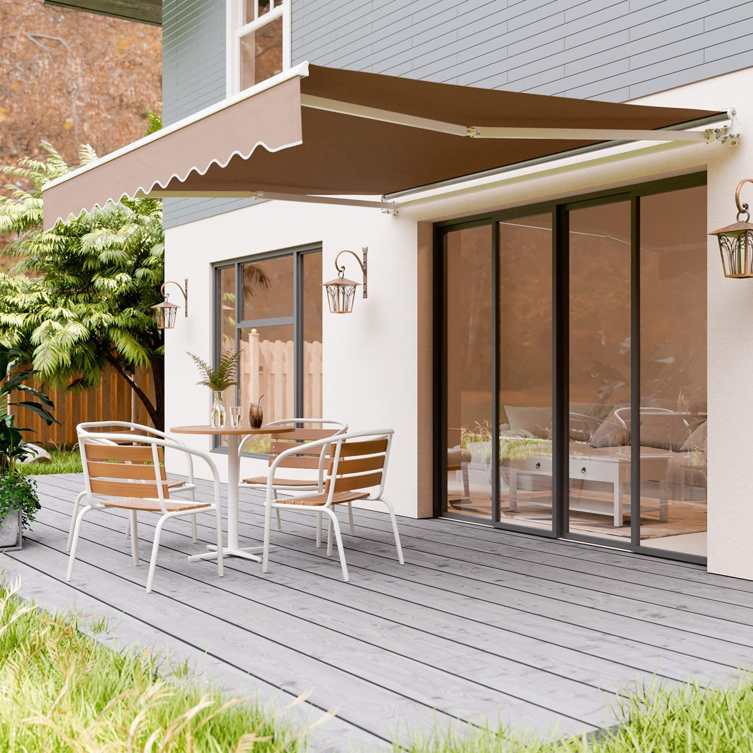 GARTIO Patio Awning