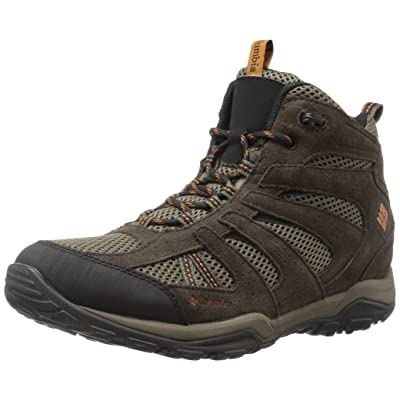 Columbia Men's North Plains Drifter Mid Waterproof Hiking Boot | Hiking Boots
