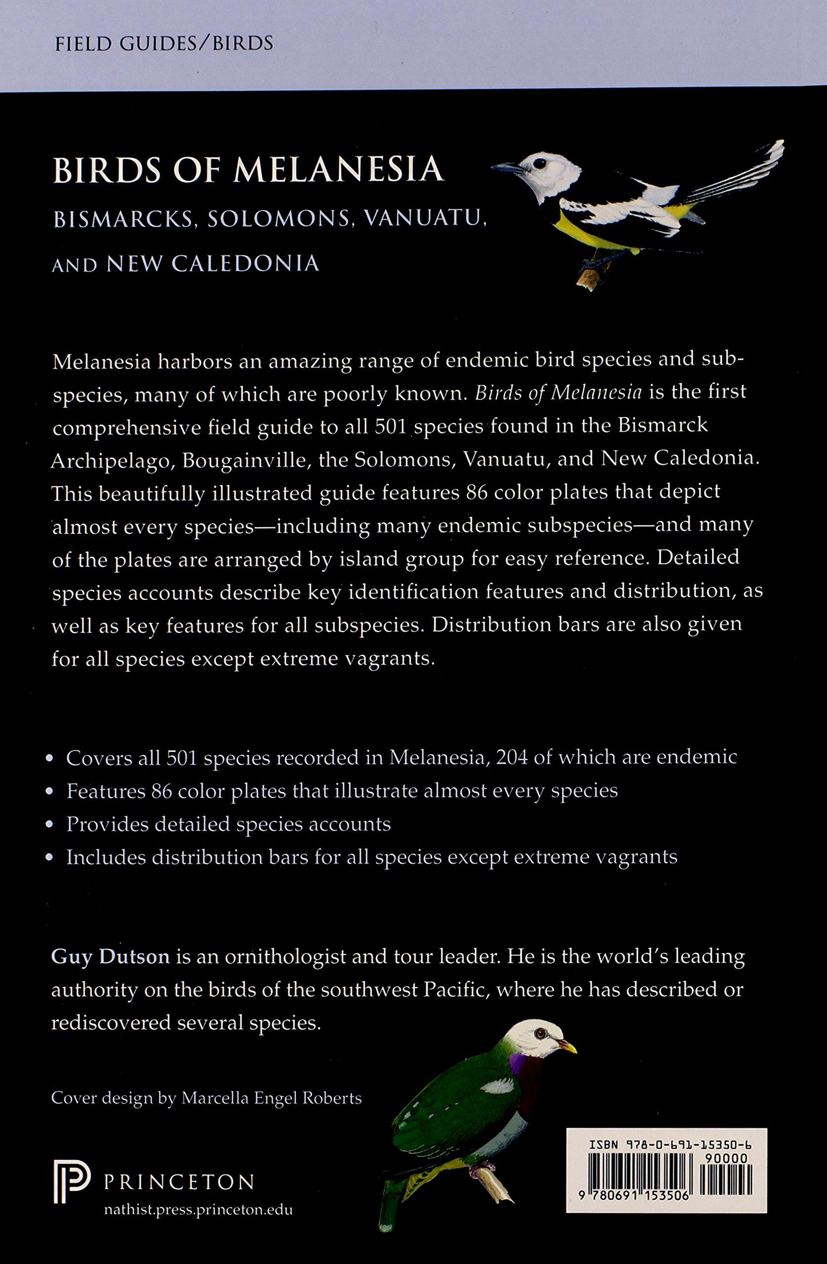 Birds of melanesia bismarcks solomons vanuatu and new caledonia birds of melanesia bismarcks solomons vanuatu and new caledonia princeton field guides guy dutson 9780691153506 amazon books fandeluxe Images