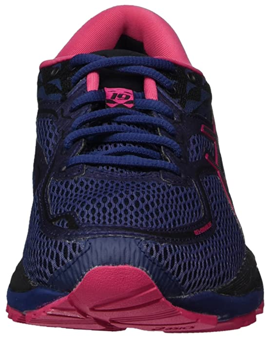 Asics Gel Cumulus 19 GTX indigo blueblackcosmo pink (ladies) (T7C7N 4990) from £ 79.99