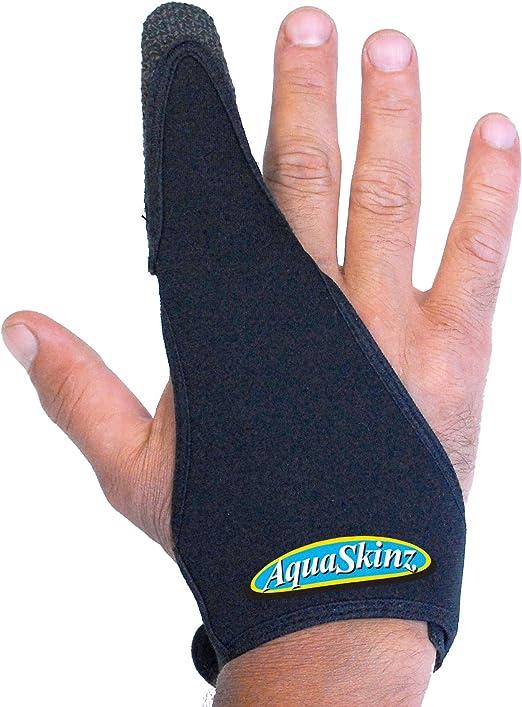 Fishing Gloves Single Finger Protector Fishermen Non-Slip Glove Sea Access AF