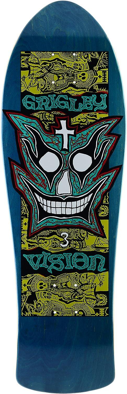 Vision Grigley III Reissue Skateboard Deck 9.75x31