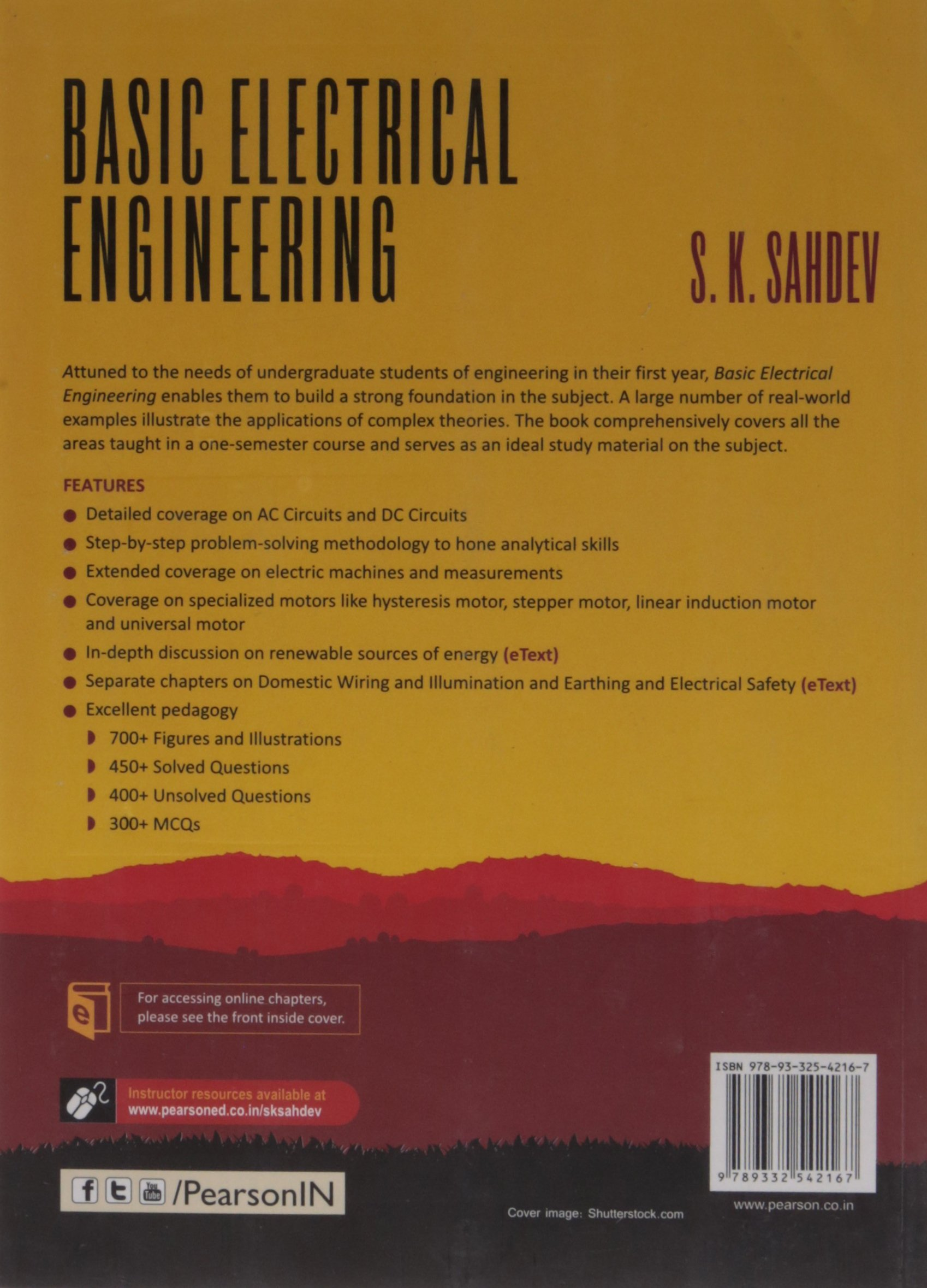 Buy Basic Electrical Engineering 1e Book Online At Low Prices In