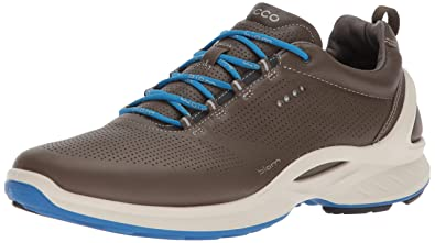 ECCO Men's Biom Fjuel Train Walking Shoe, Tarmac, 39 EU/5-5.5