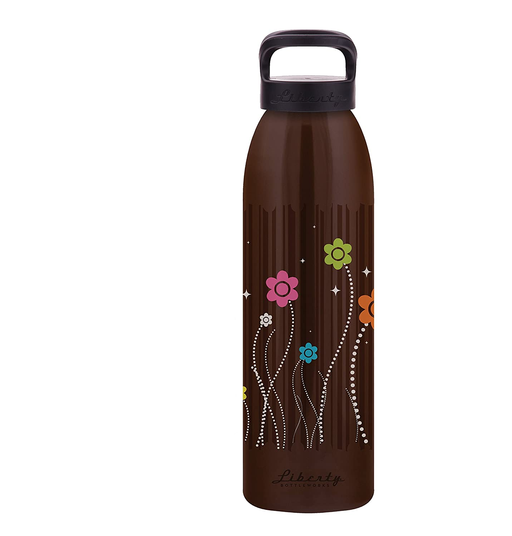 Liberty Bottleworks snozberries Aluminium Wasser Flasche