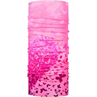 Buff Child Butterfly Tubular Original Junior, Niñas, Pink