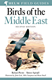 Birds of the Middle East (English Edition)
