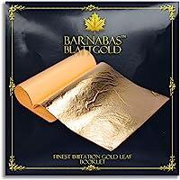 Pan de Oro Falso, 14 X 14cm, Librillo