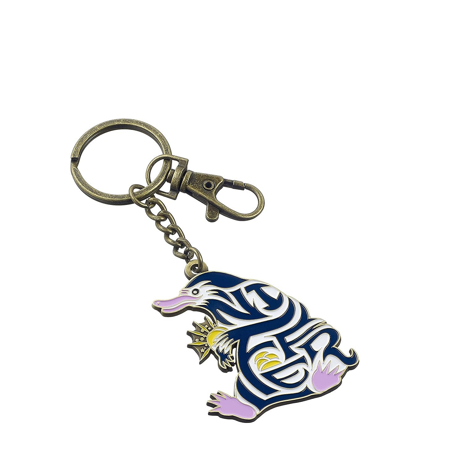 Officially Licensed Fantastic Beasts and Where to Find Them Niffler Keyring Keychain FEK0018