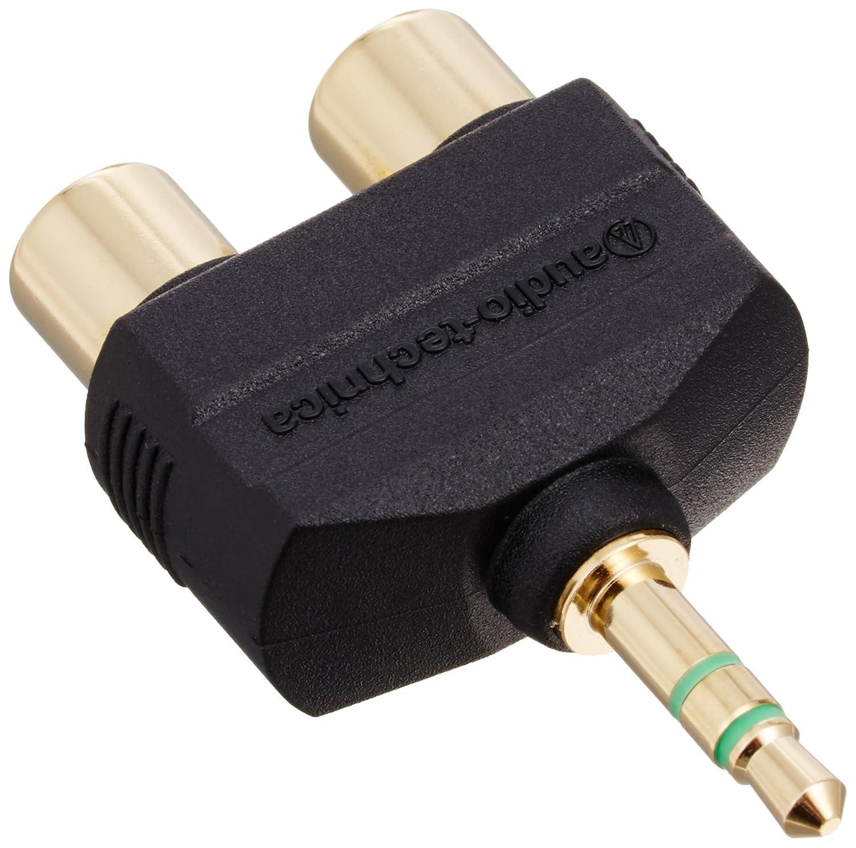 Pin x 2 - Stereo Mini At5204cs Audio Technica Goldlink Fine