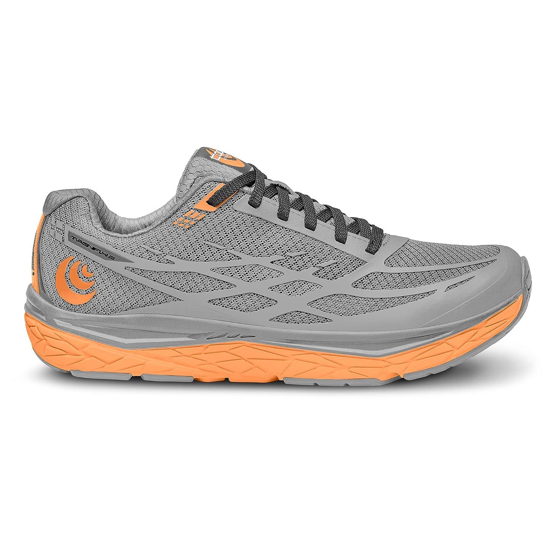 Topo Athletic Magnifly 2 Running Shoes - Women's B074JH6Q7F 7|Grey/Peach