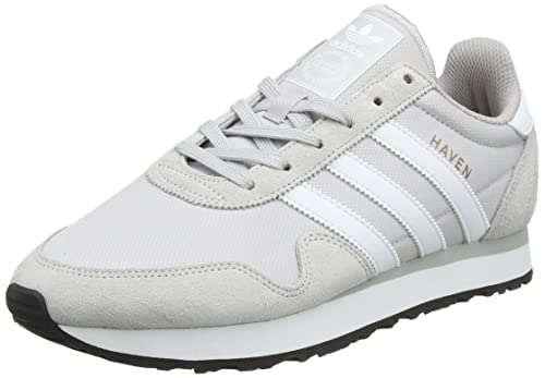 buy popular 8aa2f cbf62 adidas Men s Haven Trainers, (Light Solid Grey FTWR White Clear Granite)