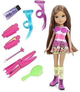 Miraculous Moxie Girlz Magic Hair Makeover Torso Avery Amazon Co Uk Toys Short Hairstyles Gunalazisus