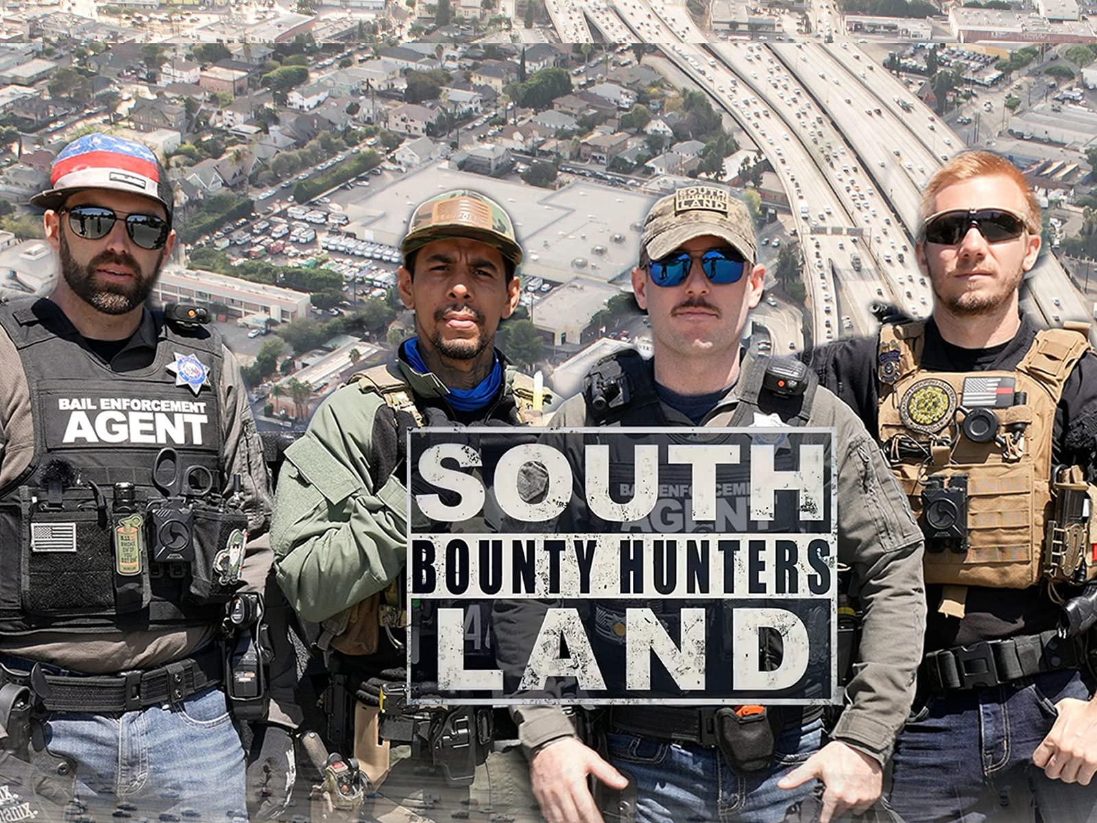Southland Bounty Hunters on Amazon Prime Video UK