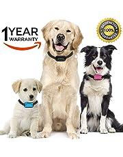 Advanced Intelligence Anti Bark Dog Collar. Stop Dogs Barking Sound & Vibration, Small & Large Dogs, No Shock, No Spray - Dog Bark Collar Canine Psychology E-Book