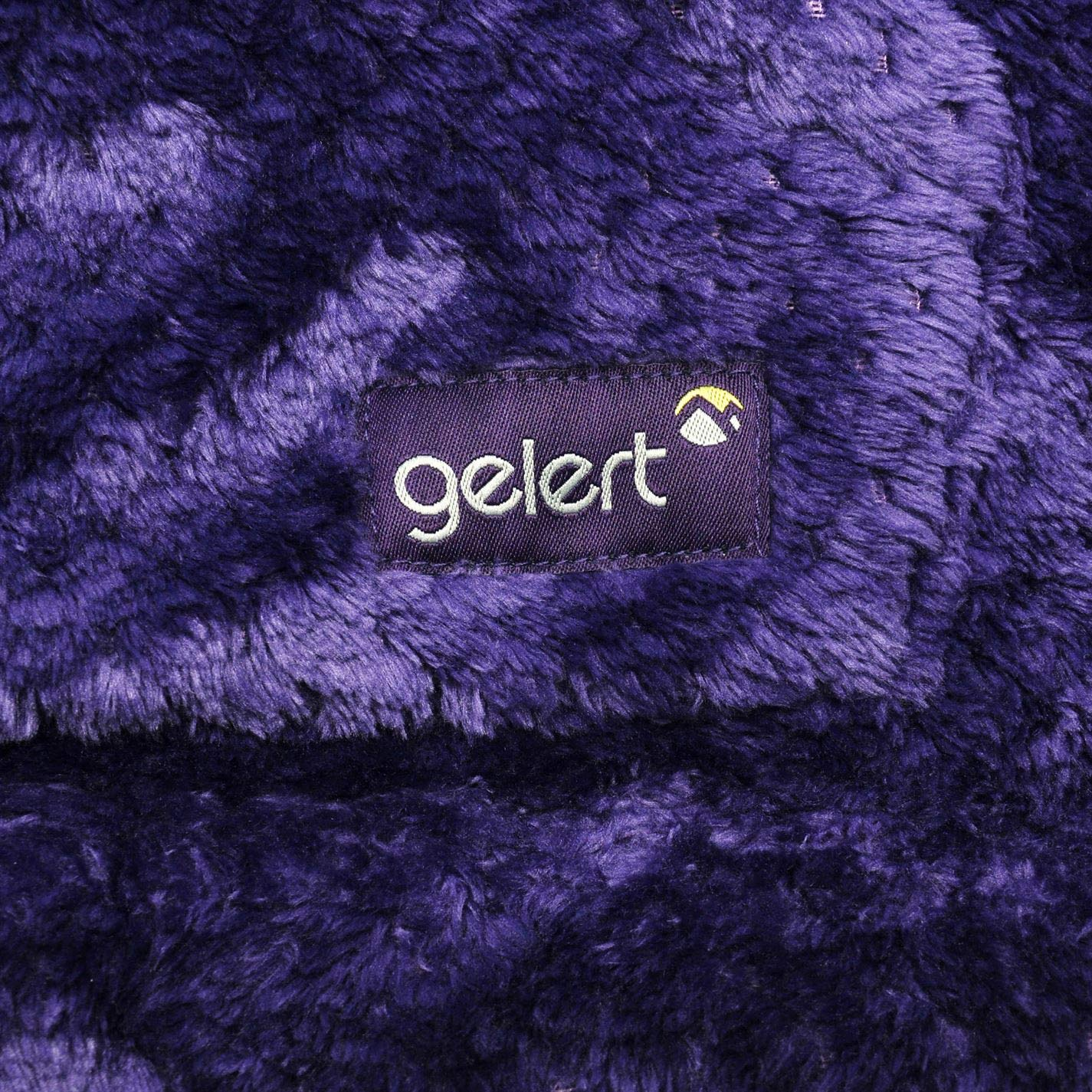 Gelert Womens Yukon Cowl Fleece Top