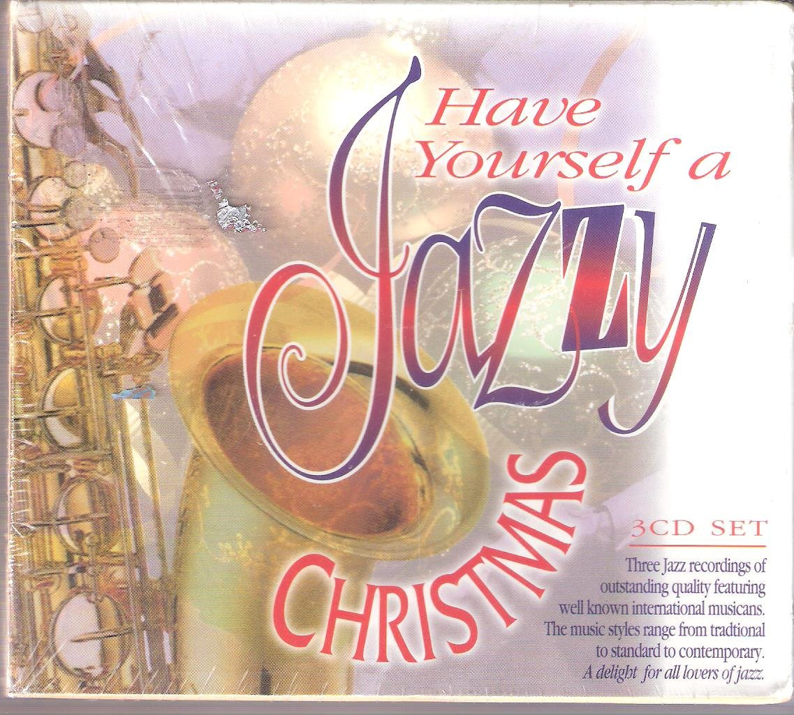 Have Yourself a Jazzy Christmas