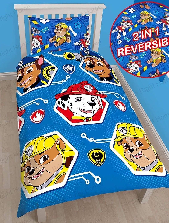 Disney Characters Kids Duvet Cover Childrens Quilt Girls//Boys Single Bedding Set-Avengar