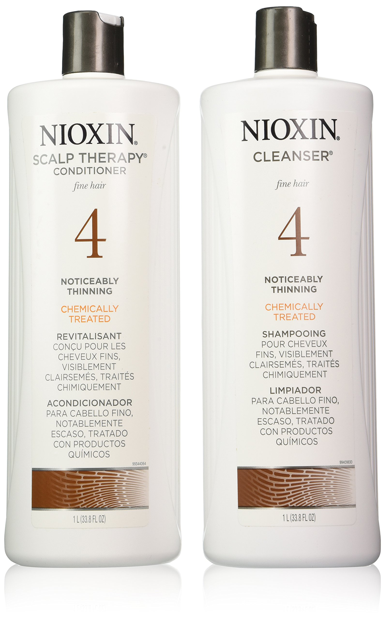 Nioxin System 4- Liter Duo by Nioxin