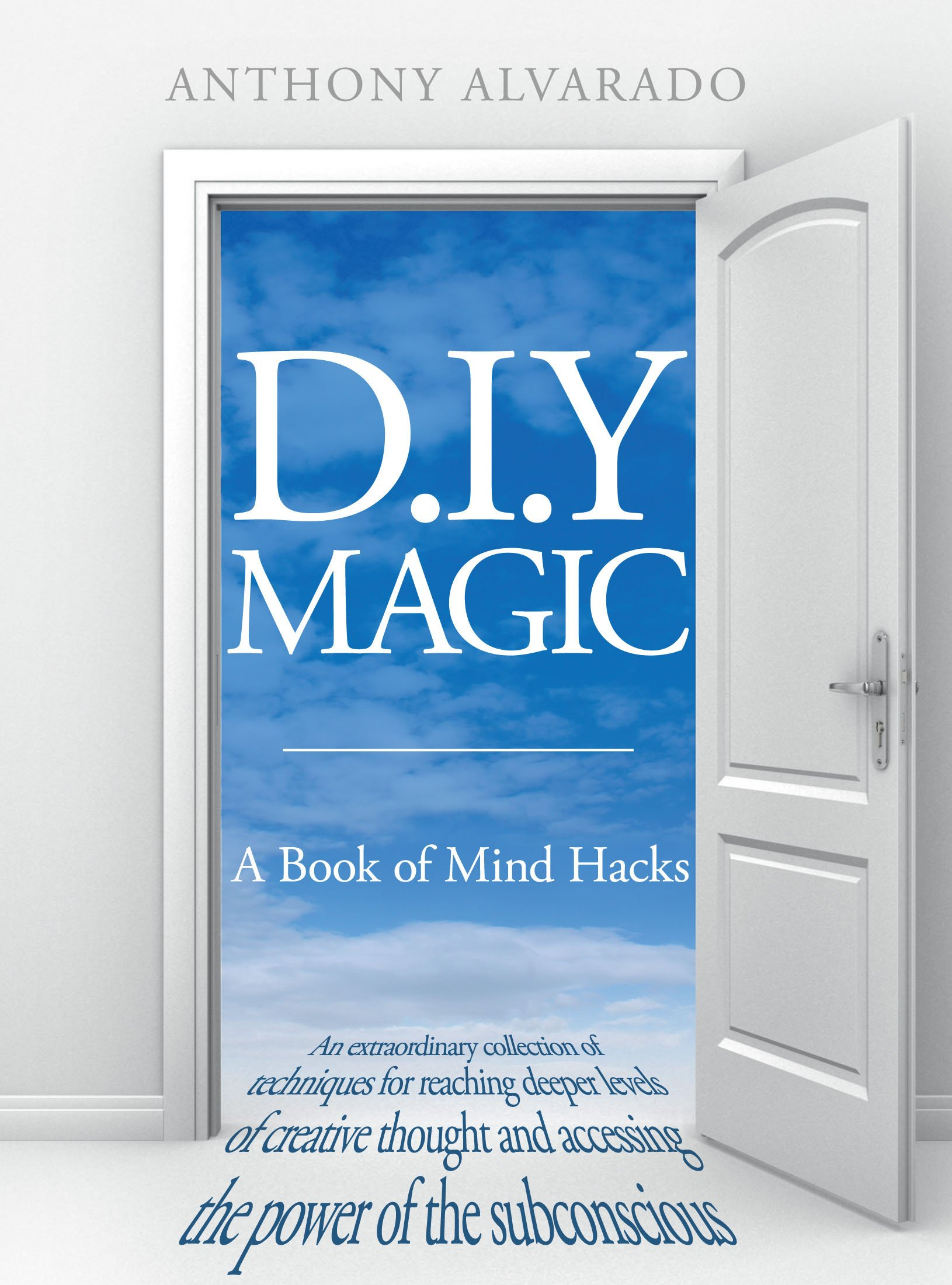 D.I.Y Magic: A Book of Mind Hacks pdf epub