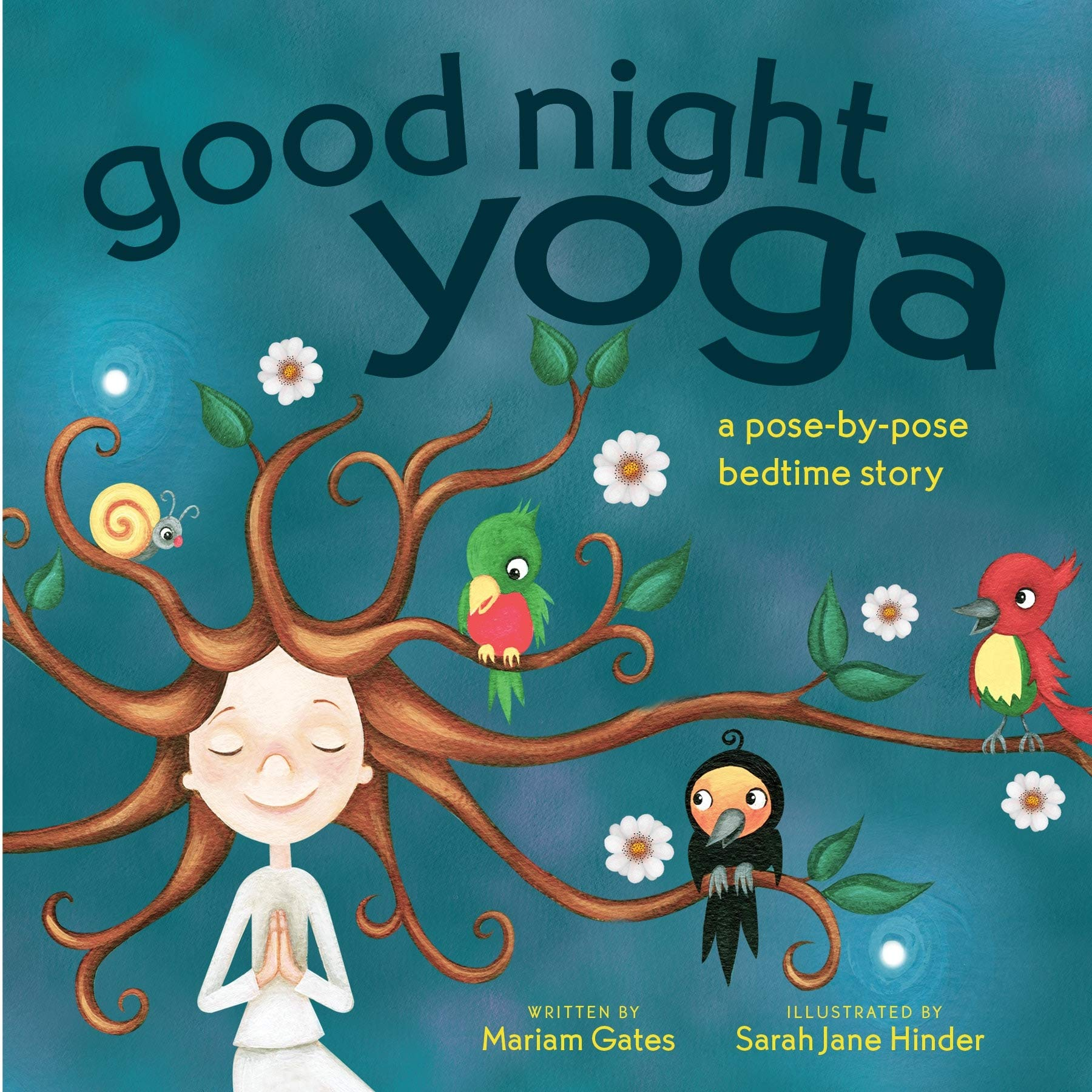Amazon.com: Good Night Yoga: A Pose-by-Pose Bedtime Story ...