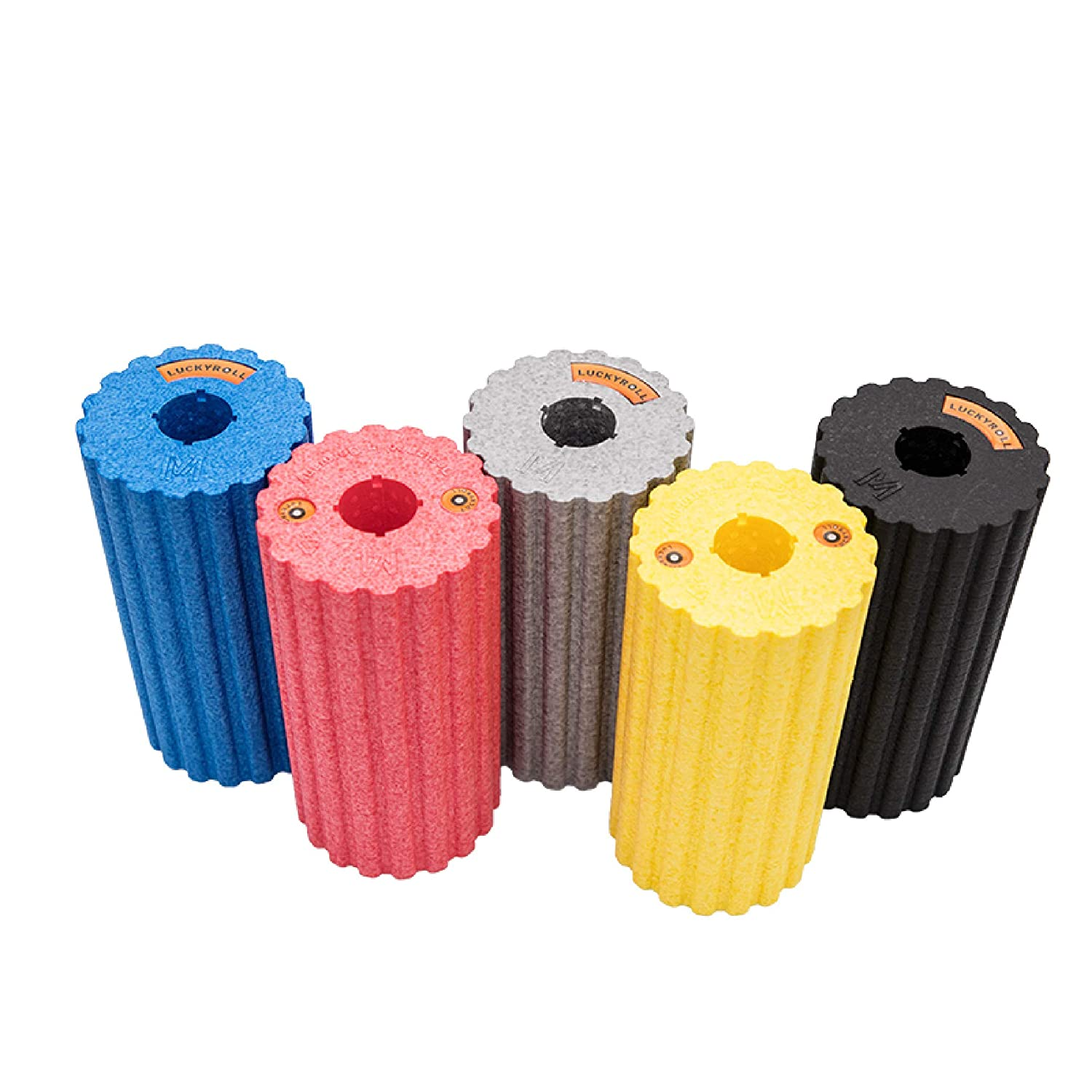 Amazon.com : LUCKYROLL Physical Therapy EPP Foam Roller for ...