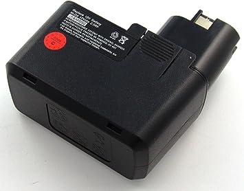 Batterie pour Bosch ABS 12 m-2 M 12v AHS 3 ACCU 4 AHS A ACCU