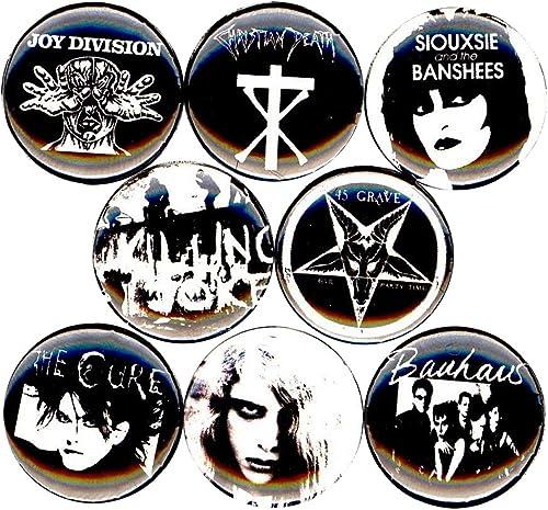 Pinbacks Badge Button 25mm 1/'/' 4 DEAD KENNEDYS  Hardcore Punk Rock
