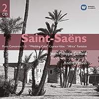 Saint-Saens: Piano Concertos 1-5 etc.